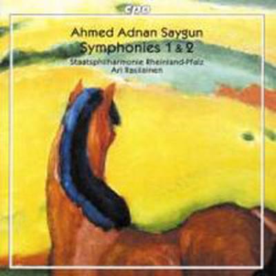 Symphonies 1 op.29 & 2 op.30