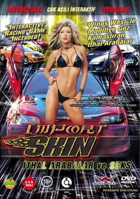 Peach DVD 8: Ithal Arabalar ve Seks