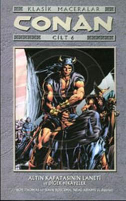 Conan Klasik Maceralar Cilt - 8