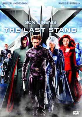 X-Men The Last Stand - X-Men Son Direnis (SERI 3)