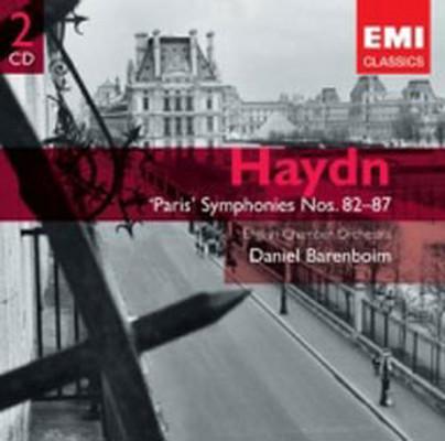 Haydn - 'Paris' Symphonies No.82 - 87