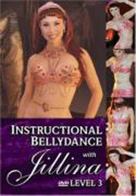 Instructional Bellydance With Jillina Level 3