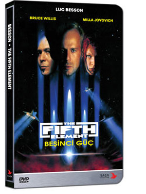 The Fifth Element -  Besinci Güç