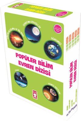 Popüler Bilim Evren Dizisi Set (5 Kitap)