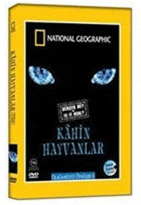 National Geographic Olaganüstü Öyküler 6 - Kahin Hayvanlar - Animal Oracles