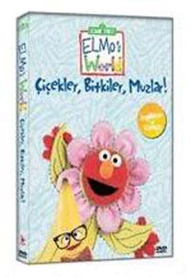 Elmo'nun Dünyasi - Çiçekler, Bitkiler ve Muzlar