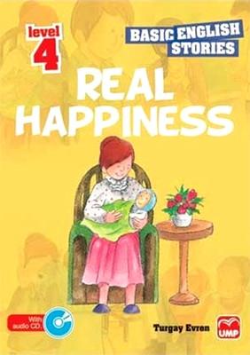 Basic English Stories Level 4-Real