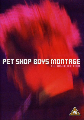Pet Shop Boys Montage - The Nightlife Tour
