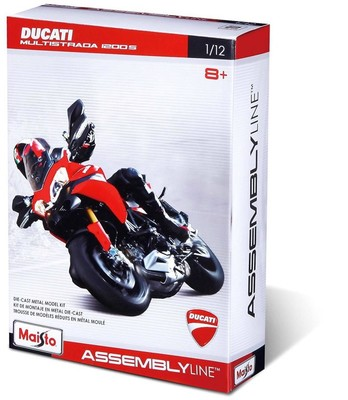 "Maisto  Assembly Motorcycle Kits   ""39051"""