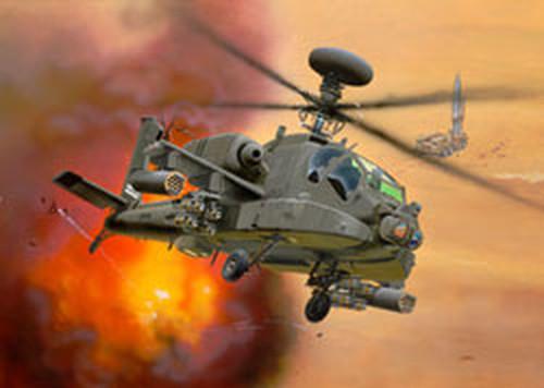 Revell 1:144 Longbow Apache Maket Seti 64046