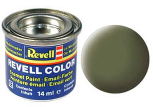 "Revell Boya Koyu Gri Mat 14ml   ""32168"""