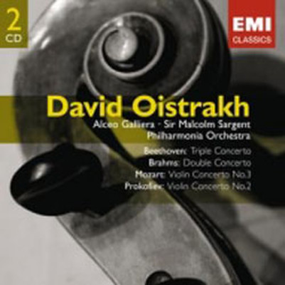 Beethoven / Brahms / Mozart / Prokofiev - Concertos