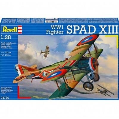 """Revell Uçak Spad XIII WW1 Fighter """"04730"""""""