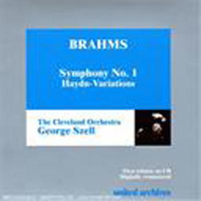 Brahms : Symphony No.1 - Haydn Variation