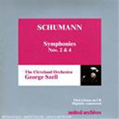 Schumann : Symphony No.2 & 4