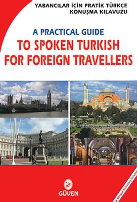 Yabancılar İçin Türkçe Konuşma Kılavuzu - Cep - İngilizce