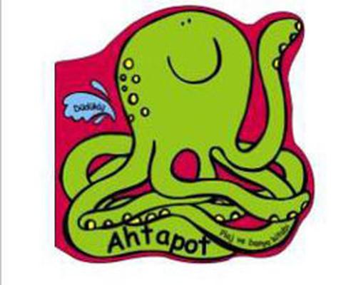 Ahtapot - Plaj ve Banyo Kitapları