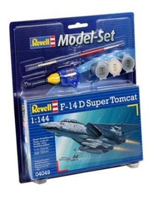 """Revell  Uçak  Model Set F-14D Super Tomcat  """"64049"""""""