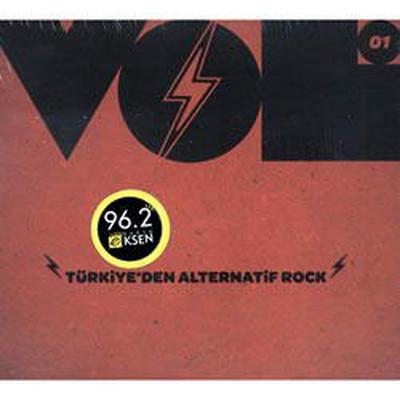 Türkiye'den Alternatif Rock Vol.01