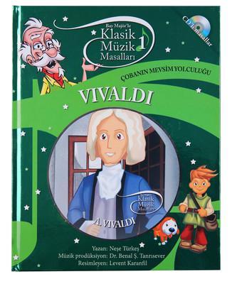 Klasik Müzik Masalları (Cd'li) - Vivaldi