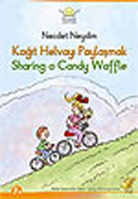 Kağıt Helvayı Paylaşmak - Sharing a Candy Waffle