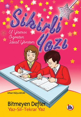 Sihirli Yazı - İlköğretim Okulları İçin Yazı - Tek kitap