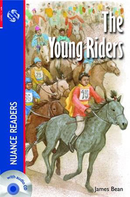 The Young Riders with CD - Level 1