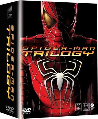 Spider Man Trilogy Box Set - Spider Man Üçleme Özel Set