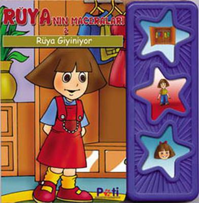 Rüya'nın Maceraları 2 - Rüya Giyiniyor