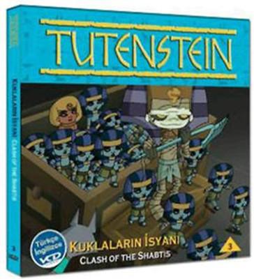 Tutenstein 3: Clash of the Shabtis - Tutenstein: Kuklalarin Isyani