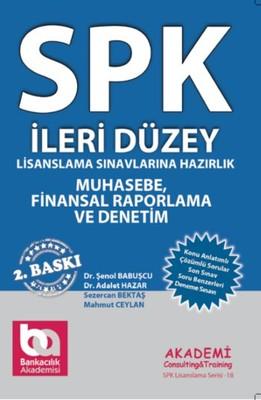SPK İleri Düzey - Muhasebe, Denetim ve Etik Kurallar