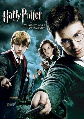 Harry Potter And The Order Of The Phoenix - Harry Potter ve Zümrüdü Anka Yoldasligi  (SERI 5)