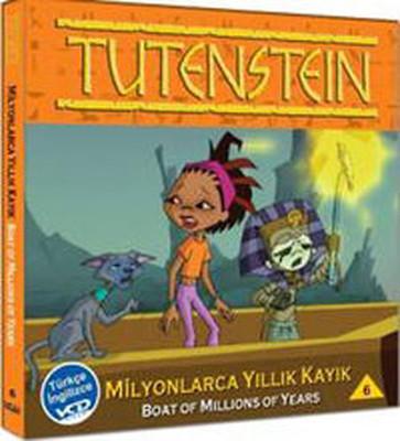 Tutenstein 6: Boat of Miliions of Years - Milyonlarca Yillik Kayik