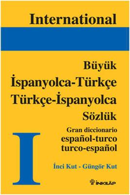 İspanyolca-Türkçe-İspanyolca Büyük Sözlük