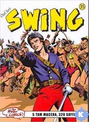 Swing Sayı 35 (5 Macera) Kara Büyücü