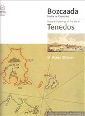 Bozcaada Tenedos Harita ve Gravüleri