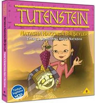 Tutenstein 8 - There's Something About Natasha - Natasha Hakkinda Bir Seyler
