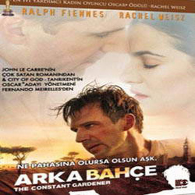 The Constant Gardener - Arka Bahçe