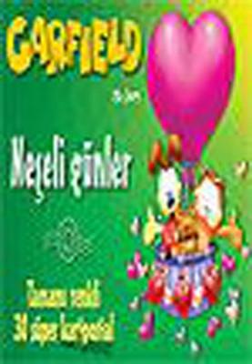 Garfield Kartpostal - Neşeli Günler