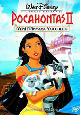 Pocahontas: Journey To A New World - Pocahontas: Yeni Bir Dünyaya Yolculuk