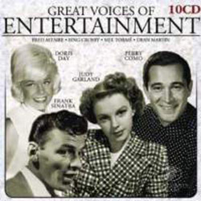 Great Voices Of Entertainment