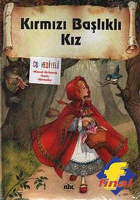 Dünya Çocuk Masalları - Kırmızı Başlıklı Kız (CD Hediyeli)
