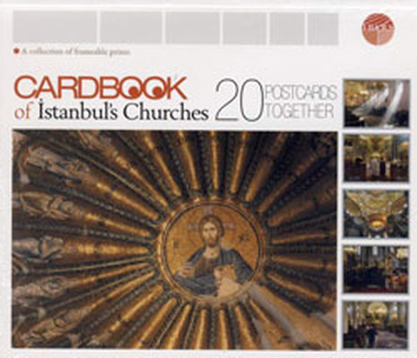 Cardbook of Istanbul's Churches