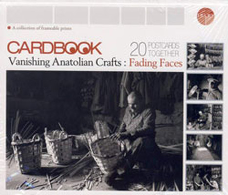 Cardbook Vanishing Anatolian Crafts :Fading Faces