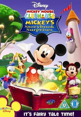 Mickey Mouse Clubhouse Storybook Surprises - Mickey Mouse Clubhouse Masal Kitabi Süprizleri