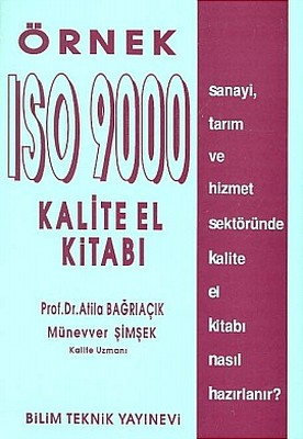 Örnek ISO 9000 - Kalite El Kitabı