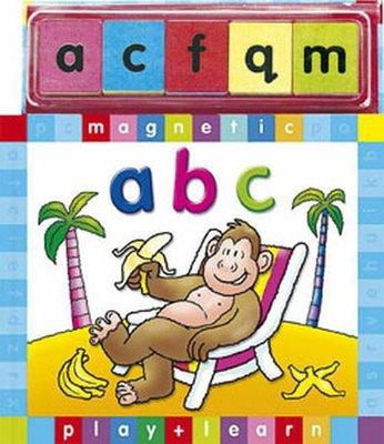 Magnetic Play Learn - İlk Sözcüklerim