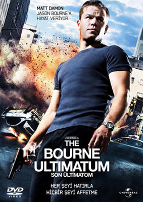 The Bourne Ultimatum - Son Ultimatom (SERI 3)