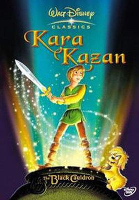 Black Cauldron - Kara Kazan