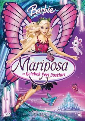 Barbie: Mariposa ve Kelebek Peri Dostlari